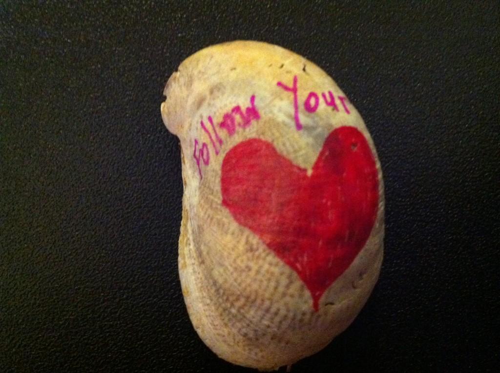 Follow your heart. Gypsy Tornado 2012.