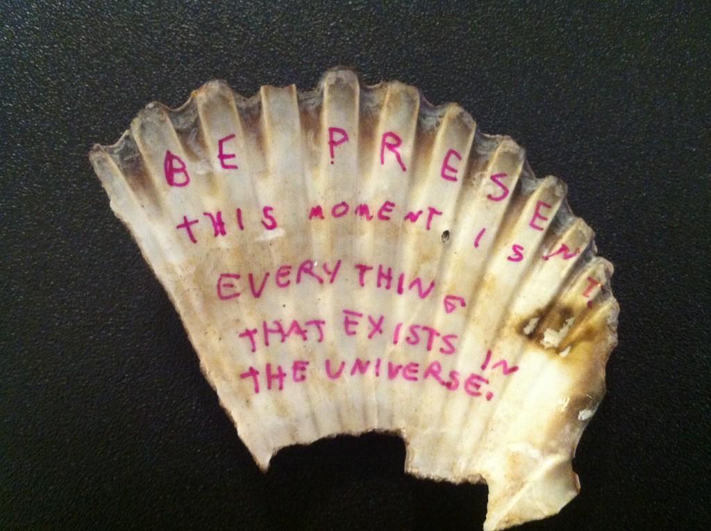 Be present. Gypsy Tornado 2012.