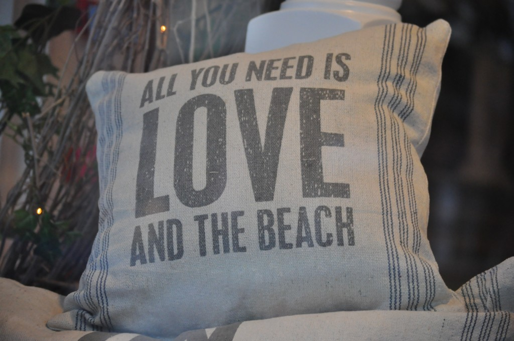 All You Need is Love & The Beach. Gypsy Tornado 2012.