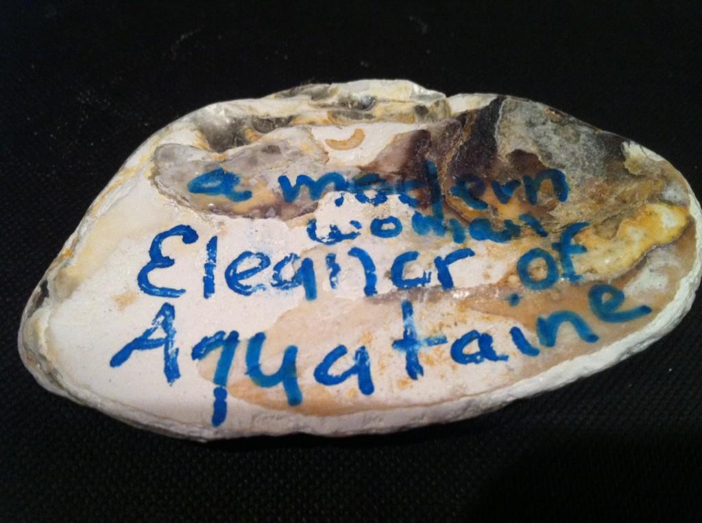 A modern woman--Eleanor of Aquataine. Part 2. Gypsy Tornado 2012.